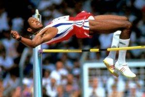 世界十大跳高运动员排名 福斯贝里第三,朱建华仅第八