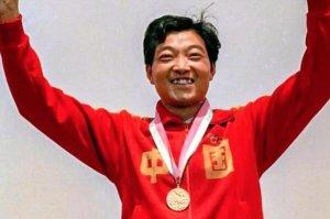 中国体坛十大体育干将 郎平上榜,第一是许海峰