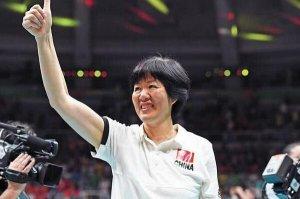 中国十大最具影响的女运动员 高敏上榜,郎平位居第一